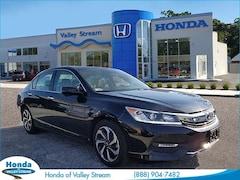 Certified  2016 Honda Accord EX-L V-6 w/Navi & Honda Sensing Sedan in Valley Stream