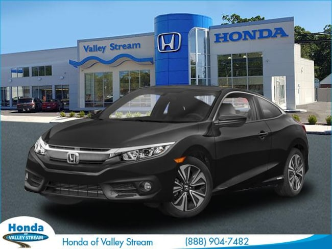 New 2018 Honda Civic EX-T Coupe in Valley Stream, NY