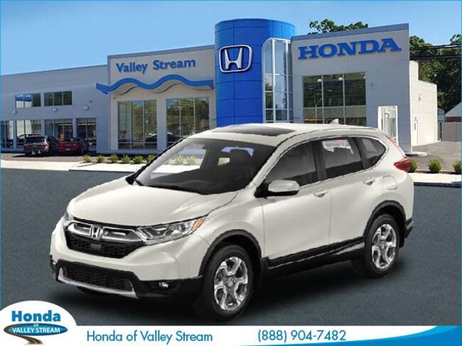 New 2019 Honda CR-V EX AWD SUV in Valley Stream, NY