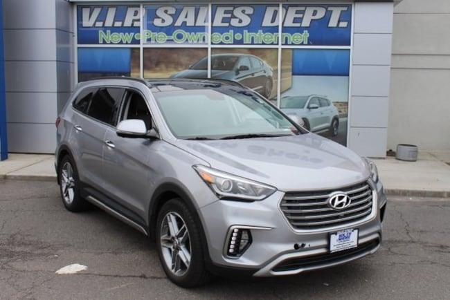2017 Hyundai Santa Fe Limited Ultimate SUV