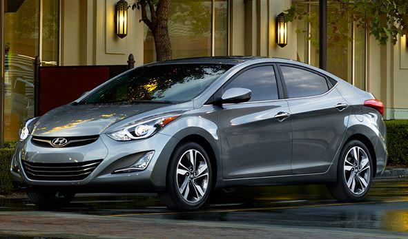 New York Hyundai Elantra