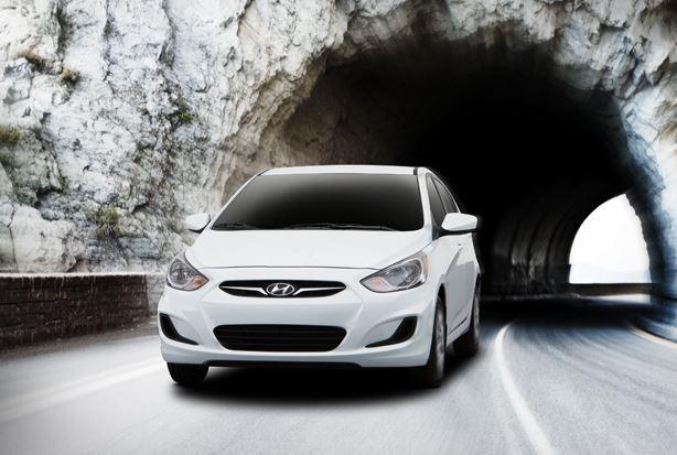 NY Hyundai Accent