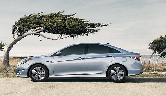 NY Hyundai Sonata Hybrid
