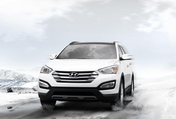 New York Hyundai Santa Fe