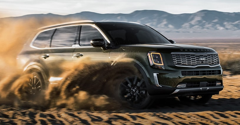 New 2020 Telluride South Shore Kia