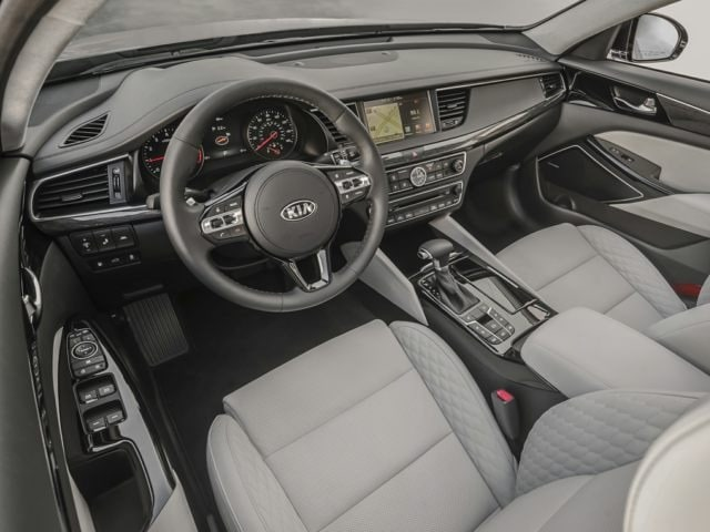 2017 Kia Cadenza Limited Interior
