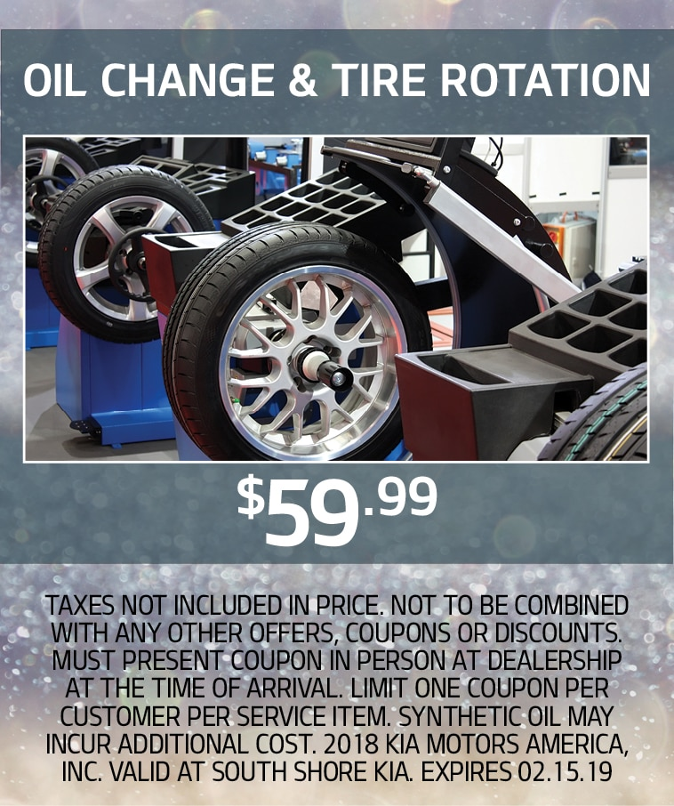 Oil Change And Tire Rotation Specials Near Me