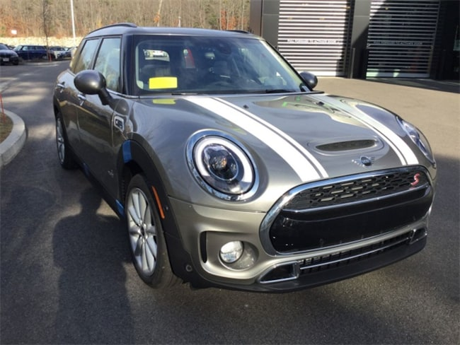 New 2019 Mini Clubman For Sale At Gallery Automotive Group Vin