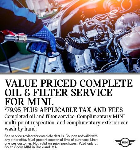 Value Oil & Filter Service