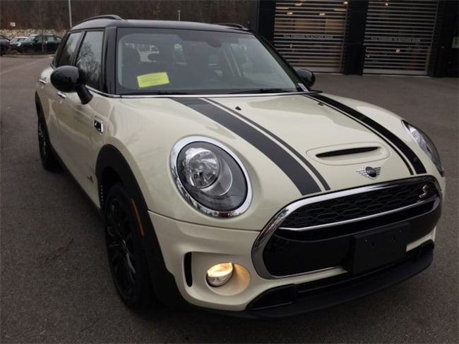 Used 2019 Mini Clubman For Sale At South Shore Mini Vin