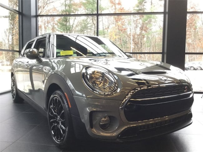 New 2019 Mini Clubman For Sale At South Shore Mini Vin