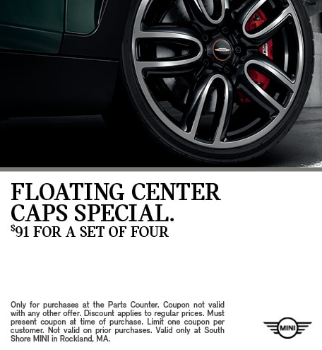 Floating Center Caps Specials