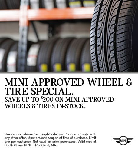 MINI Approved Wheels & Tires Special
