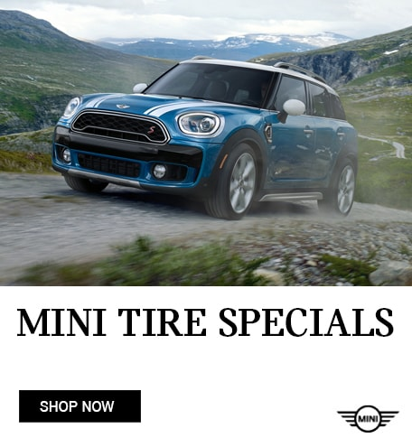 MINI Tire Specials.