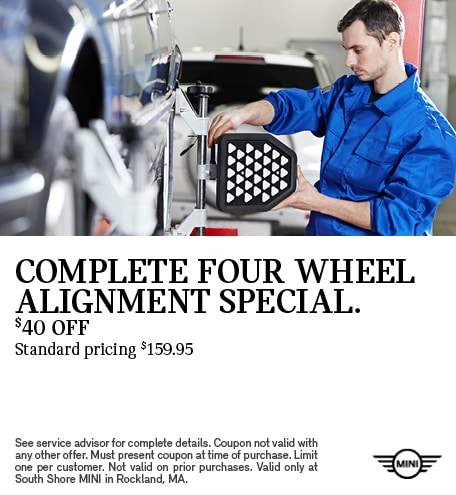 Complete Four Wheel Alignment Special
