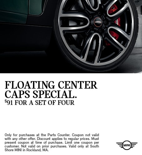 Floating Center Caps Special.