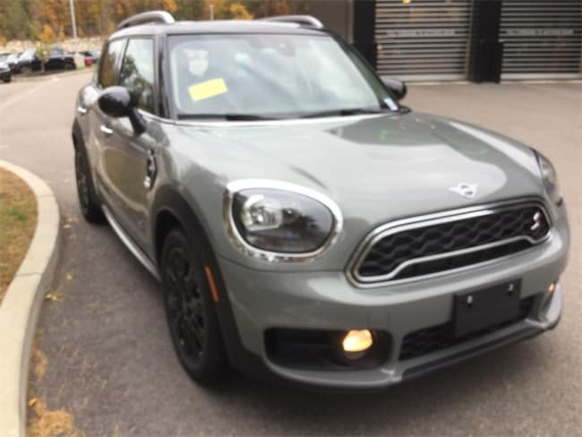 Used 2019 Mini Countryman For Sale At Mercedes Benz Of