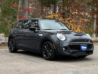Pre-Owned 2021 MINI Hardtop 2 Door Cooper S Hatchback in Rockland, MA