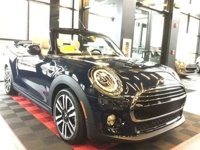 2019 MINI Convertible Cooper Iconic Convertible in Hingham MA