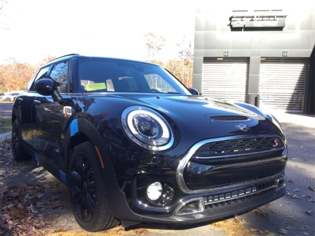 2019 MINI Clubman Cooper S Iconic Wagon in Hingham MA
