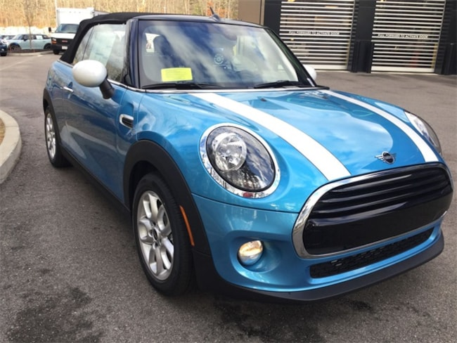 2019 MINI Convertible Cooper Signature Convertible in Hingham MA