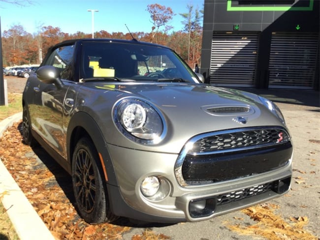 2019 MINI Convertible Cooper S Signature Convertible in Hingham MA