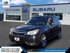 Used 2014 Subaru Forester 2.5i Touring SUV for sale in Lindenhurst, NY