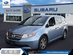 Used 2012 Honda Odyssey EX Van for sale in Lindenhurst, NY