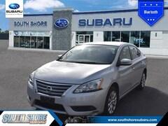 Used 2013 Nissan Sentra SV Sedan for sale in Lindenhurst, NY