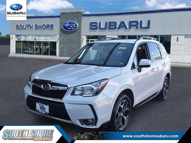 2016 Subaru Forester 2.0XT Premium SUV