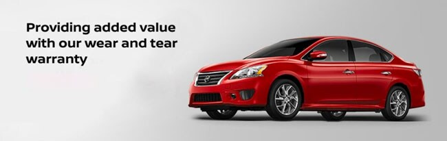 Nissan Certified Pre Owned