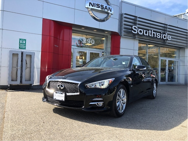 2017 INFINITI Q50 3.0T AWD *Heated Leather, Navi,Back UP Camera*