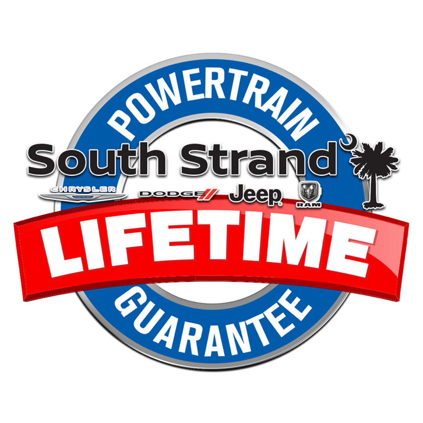 South Strand Lifetime Powertrain Guarantee