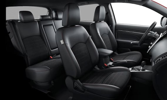 2020 Mitsubishi Outlander Sport Interior Features Specs Available