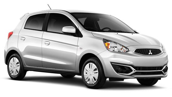2019 Mitsubishi Mirage Lease Deal: $189/Month For 36 Months