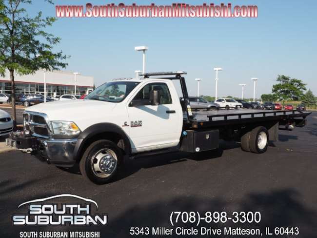 Used 2015 Ram 5500 Chassis Tradesman/SLT Truck Regular Cab For Sale in Matteson, IL