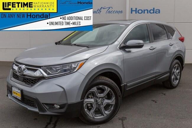 New 2019 Honda CR-V SUV EX-L AWD Near Seattle