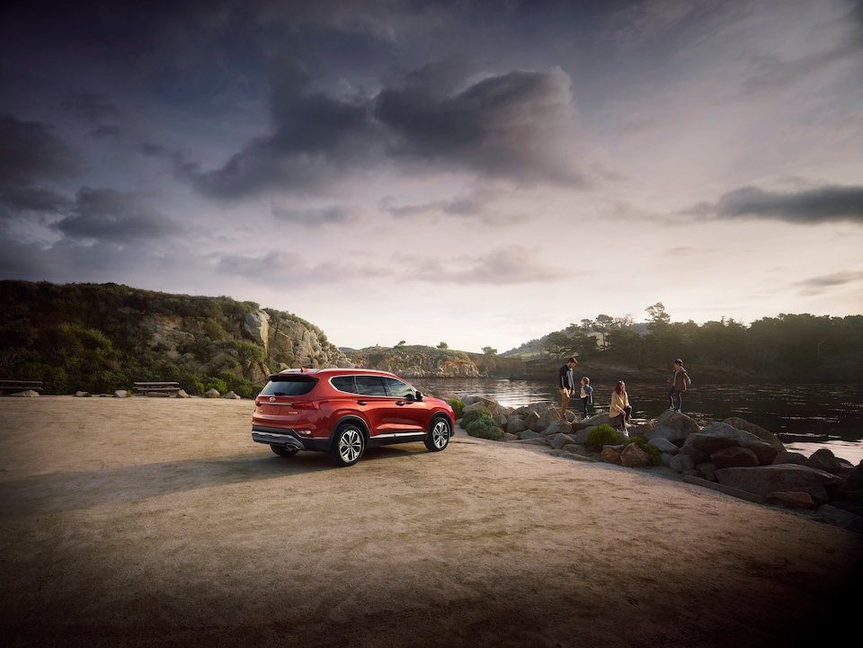 Which 2019 Hyundai Santa Fe Trim Fits Your Atlanta Area Travels