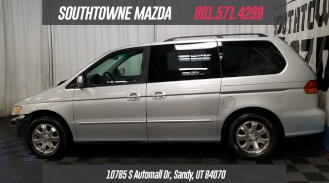 37ca8d76ff Used 2002 Honda Odyssey For Sale at D. Dahle Mazda of Murray