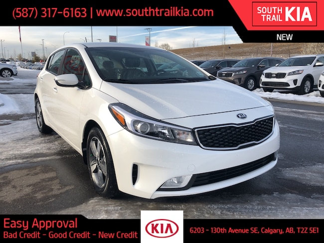 New 2018 Kia Forte5 LX+ in Calgary