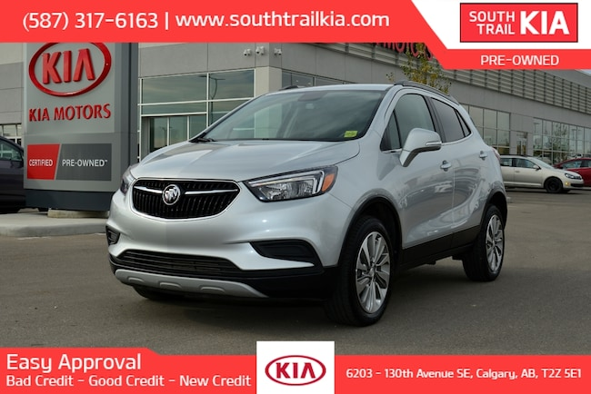 Used 2018 Buick ENCORE PREFERRED, BACK UP CAMERA, BLUETOOTH, AWD in Calgary