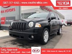 Used 2010 Jeep Compass Sport in Calgary, AB