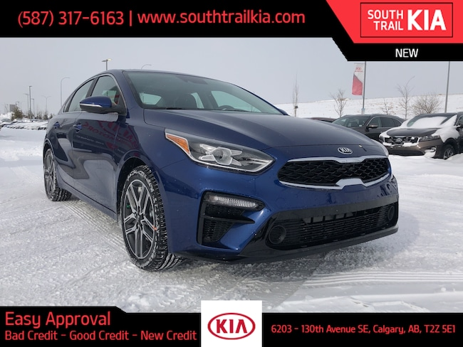 New 2019 Kia Forte EX LIMITED in Calgary