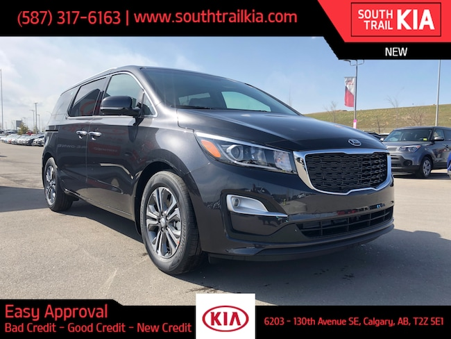 New 2019 Kia Sedona EX in Calgary