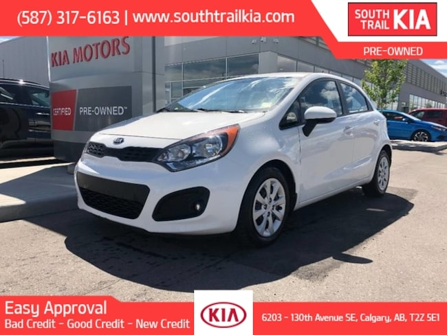 Used 2013 Kia Rio LX , HEATED SEATS, BLUETOOTH , SUPER CLEAN CAR  in Calgary
