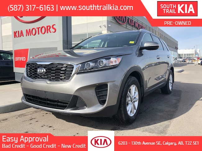 Used 2019 Kia SORENTO LX, AWD, HEATED SEATS, BLUETOOTH, BACKUP CAMERA in Calgary
