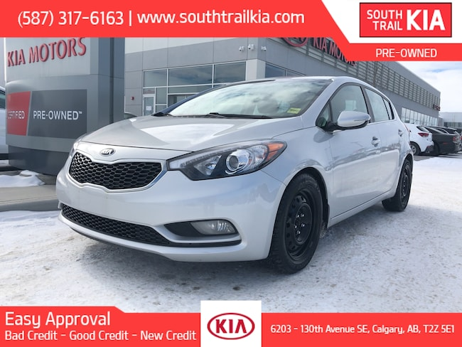 Used 2015 Kia FORTE EX, HEATED SEATS, BLUETOOTH, SUPER LOW KMS, in Calgary