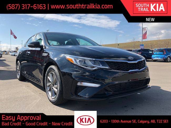 New 2019 Kia Optima in Calgary
