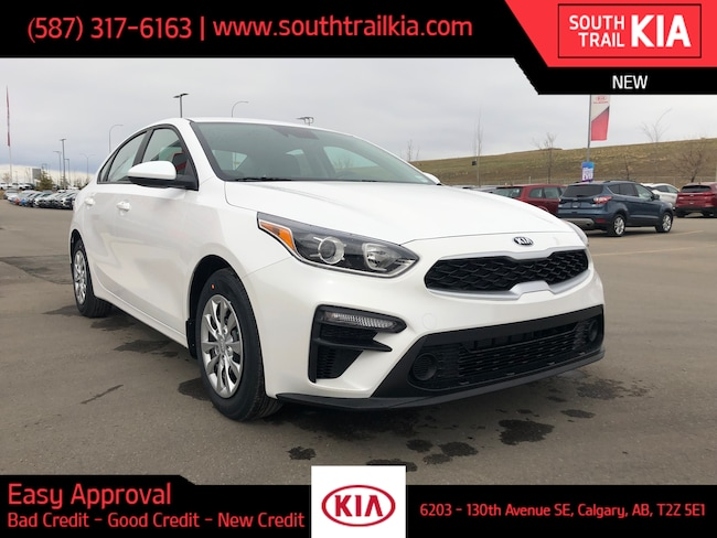 New 2019 Kia Forte LX in Calgary