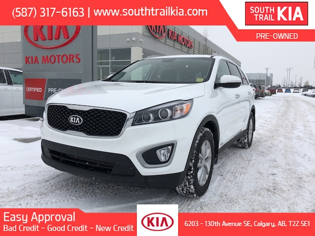 Used 2018 Kia SORENTO LX, AWD, BLUETOOTH, HEATED SEATS, BACK UP CAMERA in Calgary